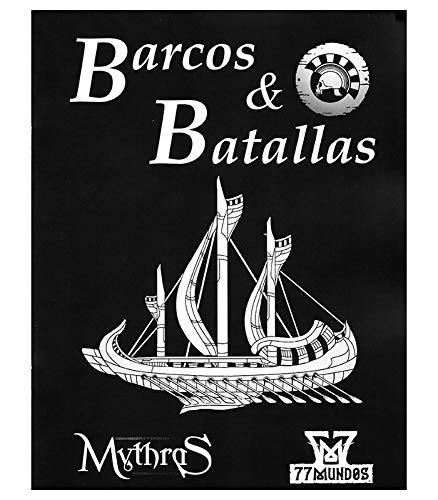 Barcos Y Batallas: 3 (Mythras)