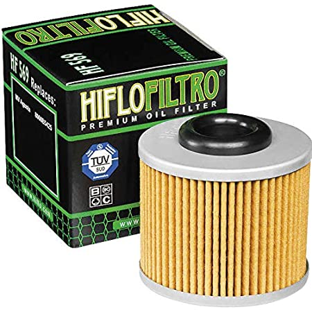 Hiflo Triumph America 800 02 03 04 Performance Oil Filter Genuine OE Quality HF191
