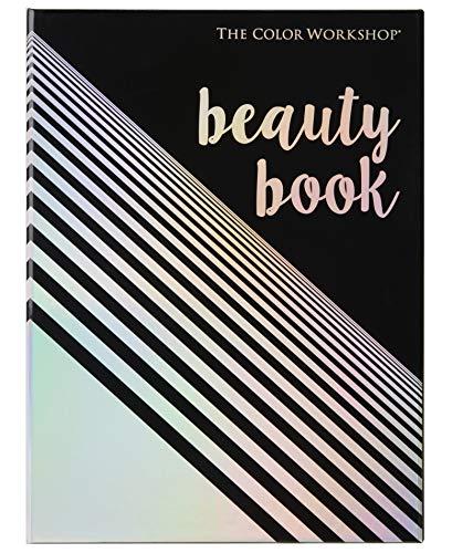 The Color Workshop The Color Workshop–Beauty Expert Beauty Book–Cofanetto Trucco adulto–Cruelty Free–Ombretti–blush–Polveri–ral- accessori