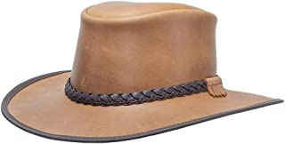 Bravo-Braided Band by American Outback Rugged Leather Hat