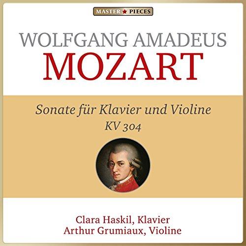 Wolfgang Amadeus Mozart - Sonate für Klavier und Violine e-moll KV 304 (Piano & violin sonata kv 304)