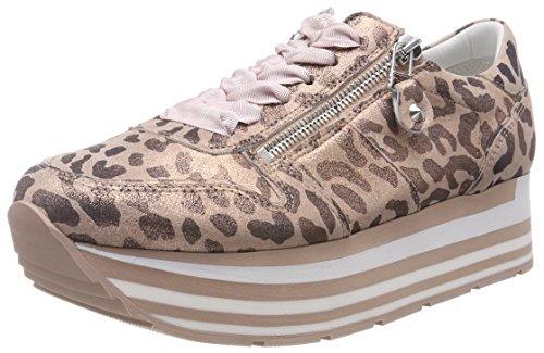 Kennel und Schmenger Kennel und Schmenger Damen Nova Sneaker, Pink Rose Sohle Rosa Weiß, 37 EU