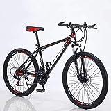 mountain bike; full suspension; brand new