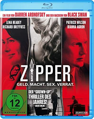 Zipper - Geld. Macht. Sex. Verrat. [Blu-ray]