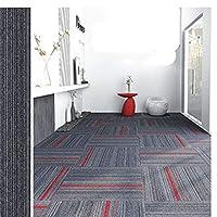 カーペットの商業カーペットモダンな高級カーペットオフィスカーペットの装飾のリビングルーム子供用客室縞袖カーペット[価格は1¼、4枚~4個],E,25*100CM