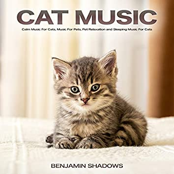 Cat Music: Calm Music For Cats, Music For Pets, Pet Relaxation and Sleeping Music For Cats
