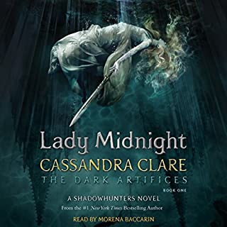 Couverture de Lady Midnight