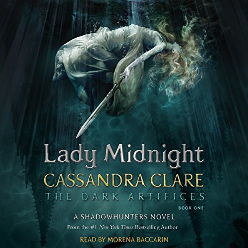 Lady Midnight  By  cover art