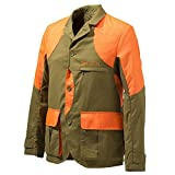 Beretta Mens Upland Light Jacket; Light Brown/Orange