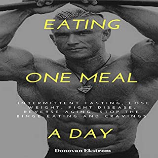 Eating One Meal a Day cover art