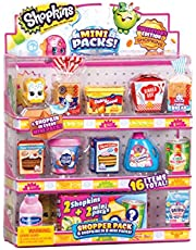 Shopkins hpkd9000 Mini Shopper Pack, gesorteerd