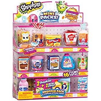 Shopkins Mini Packs Shopper Pack-Assortment | Shopkin.Toys - Image 1
