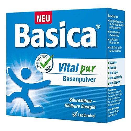 Basica Vital pur Basenpulver, 20 St. Beutel