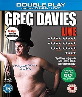 Greg Davies Live - Firing Cheeseballs At A Dog
