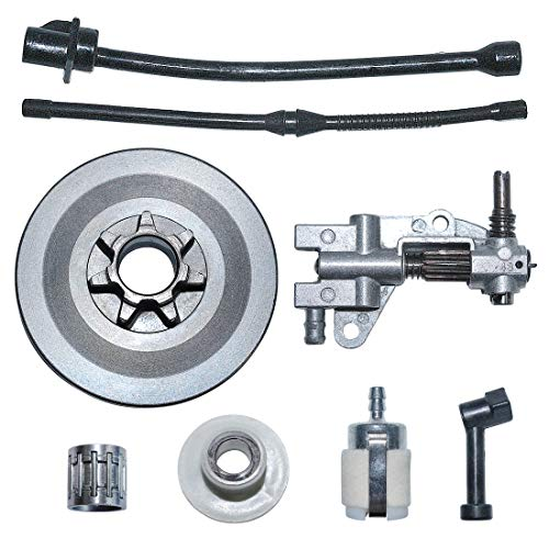 AUMEL Clutch Drum Fuel Filter Line w/Repair Kit for Chinese