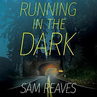 Running in the Dark audiobook cover art