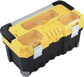 Prosper Plast Caja de Herramientas Titan 50,8 cm con asa metálica y Bandeja estándar