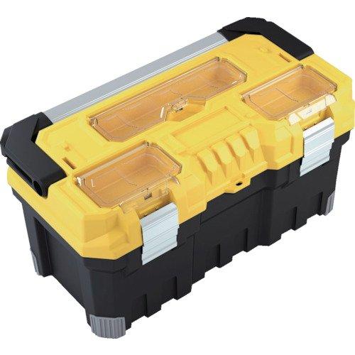 Prosper Plast Caja de Herramientas Titan 50,8 cm con asa metálica y Bandeja estándar: Amazon.es: Jardín