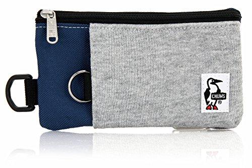 (チャムス) CHUMS Smart Phone Case Sweat Nylon (iPhone6対応 スマートフォンケース) CH60-2052 H-Gray/Basic Navy-G019