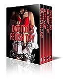 Doctor's Fetish Toy (4-Story Bundle, Medical Play, BDSM, Menage Adventures)