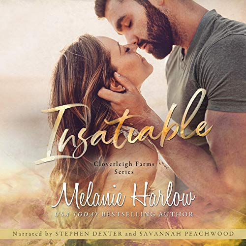Insatiable cover art