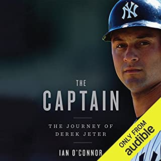 The Captain audiobook cover art