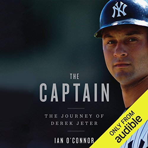 The Captain     The Journey of Derek Jeter              By:                                                                                                                                 Ian O'Connor                               Narrated by:                                                                                                                                 Nick Pollifrone                      Length: 14 hrs and 2 mins     123 ratings     Overall 4.3