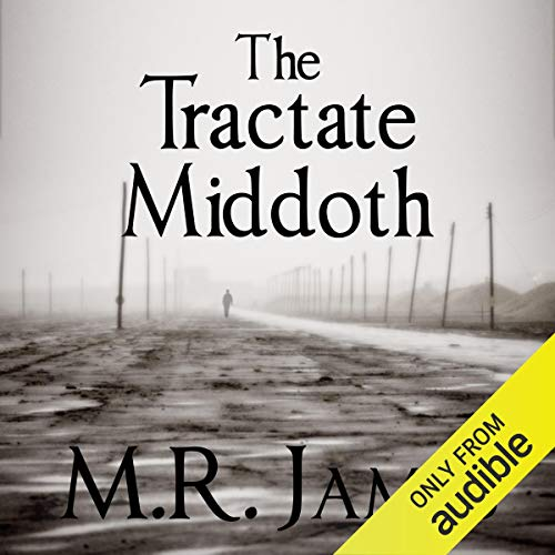 The Tractate Middoth audiobook cover art