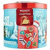 Balocco panettone classico in latta gr.750 (1000034360)
