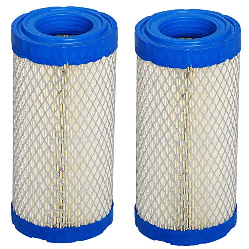 HIFROM Air Filter Compatible with Kawasaki FH541V FH580V FX481V Kubota BX1800 BX1830 BX1860 BX22 BX2200 K1211-82320 K2581-82310 11013-1290 11013-7048 Lawn Mower Air Cleaner (Pack of 2) -  HI5098
