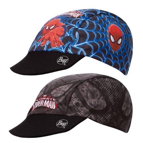 Buff Kinder Multifunktionstuch CHILD CAP, Spiderman Dark, One Size