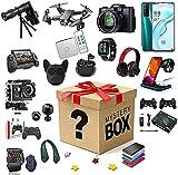 ZRSHBBAD Caja de Misterio, Sorpresa de Regalo, se Pueden Abrir Cajas de Afortunado, se Pueden Abrir: electrónica, Juguetes, Drones, Relojes Inteligentes, Juegos, Fitness, ect