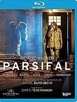 ワーグナー:楽劇「パルジファル」3幕[Blu-ray]
