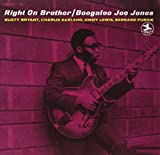 """Right on Brother (Rudy Van Gelder Remaster) - van """"Boogaloo Joe"""" Jones"""