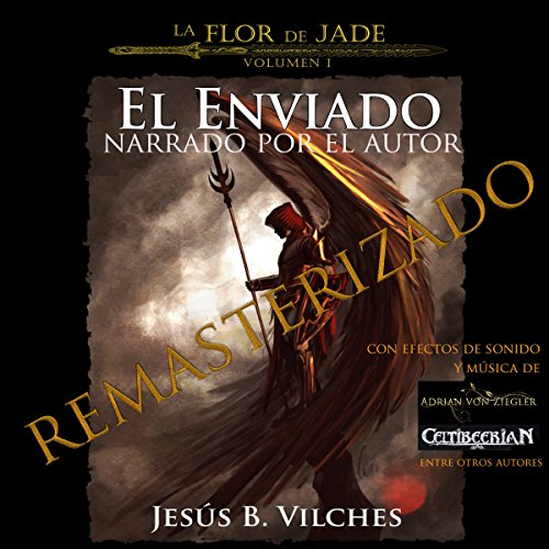El Enviado [The Envoy] audiobook cover art
