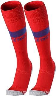 Calcetines de fútbol Calcetines largos Tubos deportivos Calcetines de entrenamiento Calcetines Calcetines Campo de fútbol