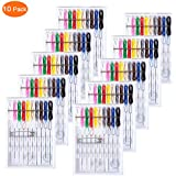 Pllieay 8 Boxes 64 Pieces Assorted Colors...