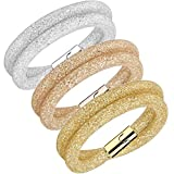 Swarovski Stardust Deluxe Bracelet Set, S