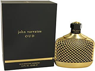 John Varvatos Oud by John Varvatos Eau De Parfum Spray 125 ml [並行輸入品]