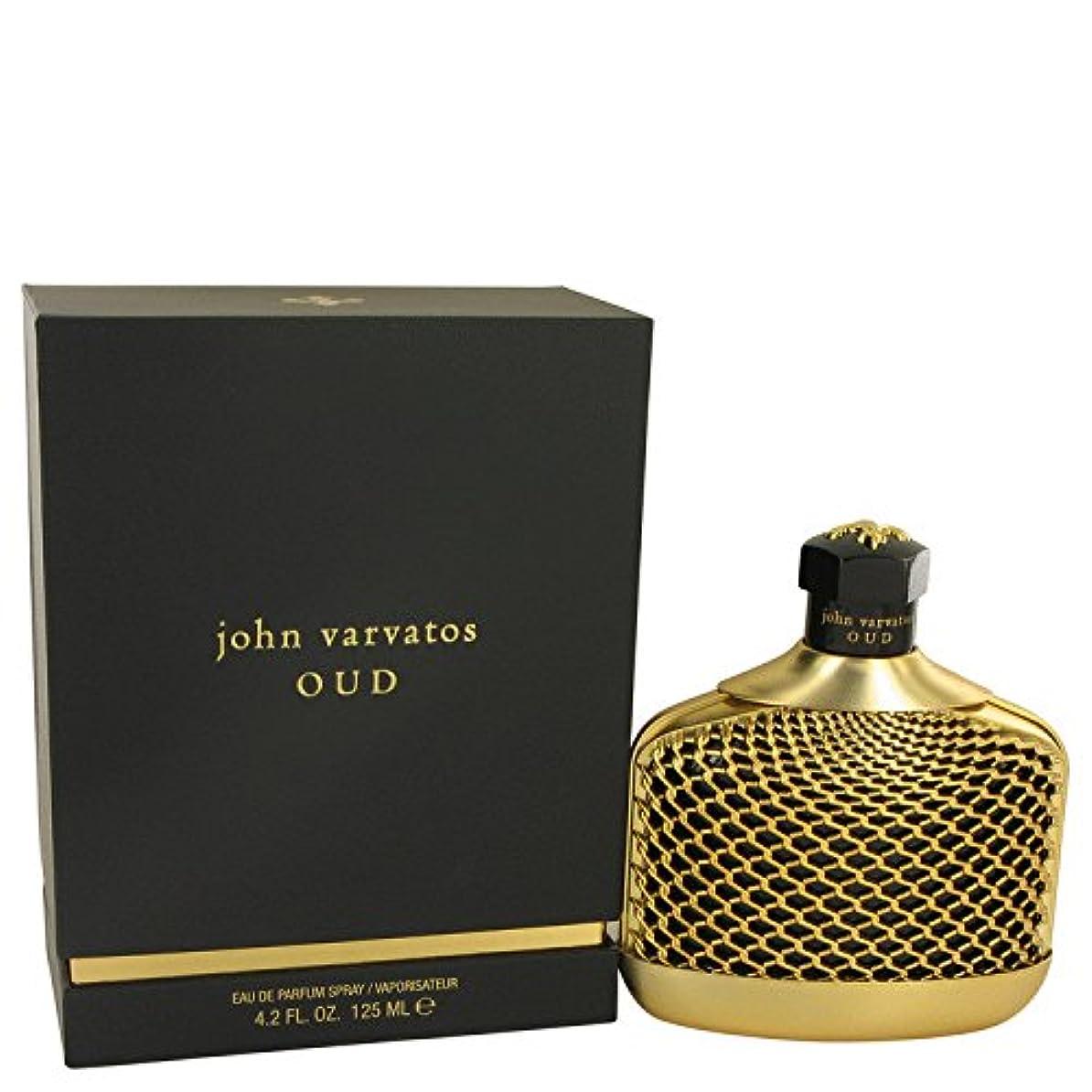 太字良性辞書John Varvatos Oud by John Varvatos Eau De Parfum Spray 125 ml [並行輸入品]