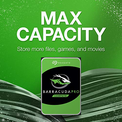 Build My PC, PC Builder, Seagate ST4000DM006