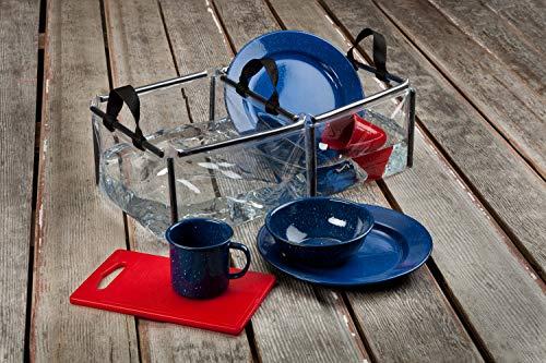 Product Image 1: Coleman Folding Double Wash Basin