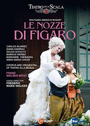 Mozart: Le nozze di Figaro (Teatro alla Scala, 2016) [2 DVDs]