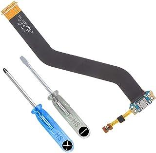 MMOBIEL Conector Dock de Carga Repuesto Compatible con Samsung Galaxy Tab 4 (10.1Pulg. T530 T531 T535) Incl Herramientas