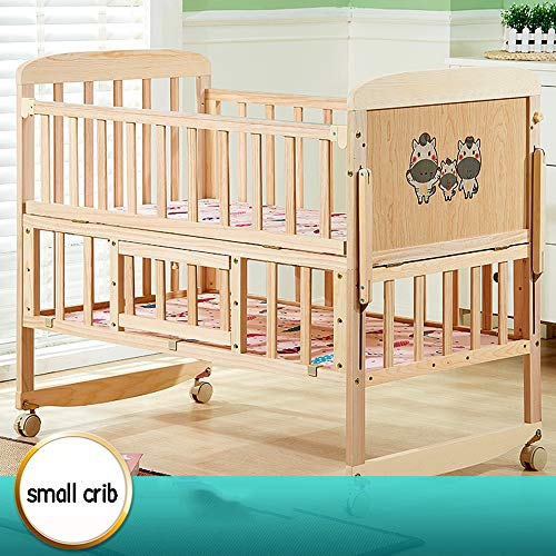 Check Out This Dzhyy Crib Multi-Function Game Bed Newborn Bed Can Be Stitched Children's Bed,Package...