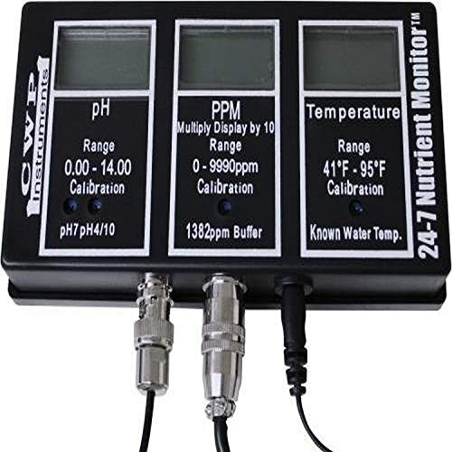 Rose City 716572 Nutrient Monitor