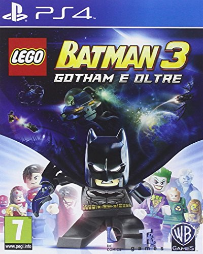 GIOCO PS4 LEGO BATMAN 3