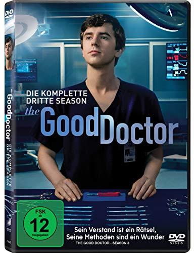 The Good Doctor - Die komplette dritte Season [5 DVDs]