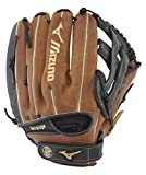 Mizuno GPSL1200BR Prospect Select Series Pitcher/Outfield Baseball Gloves, 12', Left Hand