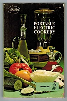 Paperback Portable Electric Cookery Book